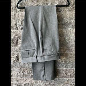 Express Editor dress pants gray